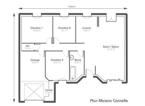 plan maison construction l impression 3d