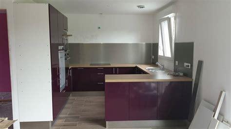 cuisine mikit construction d 39 une maison familiale en normandie ils