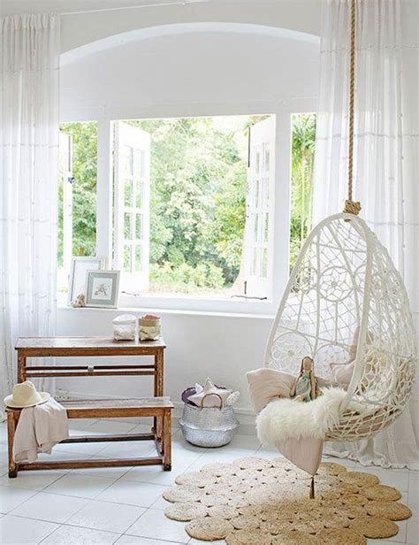 bedroom swing chair 8 awesomely beautiful indoor swing chairs my cosy 10697 | 36d3277374537b9fbd6445b1eb56f5a4