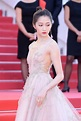 GUAN XIAOTONG at Ash is Purest White Premiere at Cannes ...