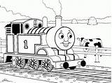 Coloring Train Blank Popular sketch template