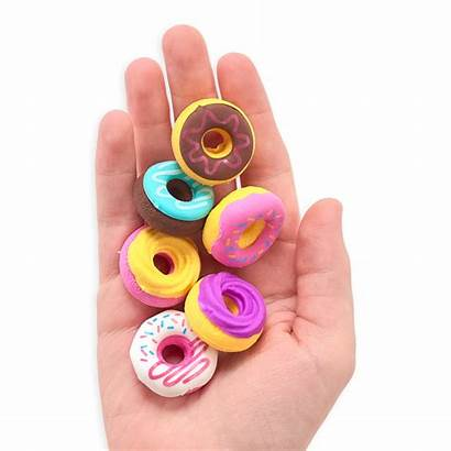 Erasers Donuts Dainty Scented Pencil Ooly Wishlist