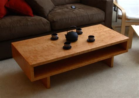 Frank's Unique Coffee Table  The Wood Whisperer