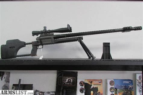 Bmg 50 Cal For Sale by Armslist For Sale Sold Used Rap 50 Bmg Sniper Rifle 50cal