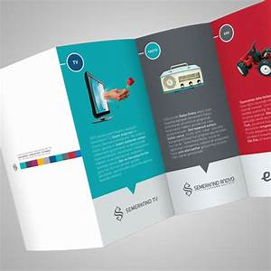 20 simple yet beautiful brochure design inspiration templates for Pamphlet ideas