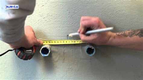 Badezimmer Fliesen Vorbereiten by Fliesenlegen In 6 Teilen Das Vorbereiten Wand