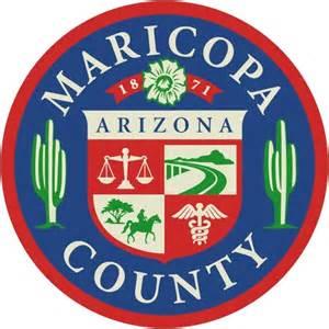 Maricopa County Arizona Logo