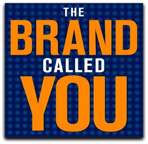 When Self Branding Make Sure People Know What You Stand For