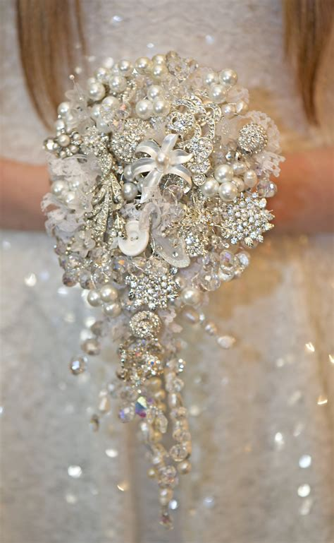 Crystal Bouquets Boutique A Stunning Alternative To