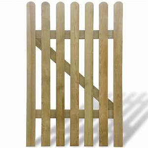 Barrière En Bois Jardin : la boutique en ligne portillon de jardin en bois 100 x 150 ~ Premium-room.com Idées de Décoration