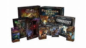 A Bunch Of Warhammer Board Games Are Going To Be Very Rare