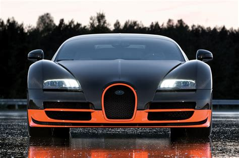 Goodbye Bugatti Galibier, Hello Veyron Replacement