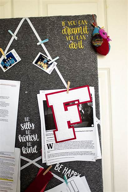 Board Memo Fabric Diy Unique Crafting Faith