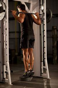 Donkey Calf Raises Smith Machine