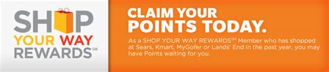 shop your way rewards phone number shop your way rewards shop your way shopping