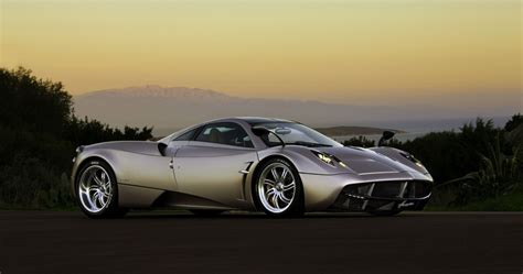 Pagani Huayra Supercar Makes Officical Release Of Its