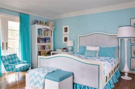Desain Kamar Tidur Sederhana Warna Biru Yang Elegan