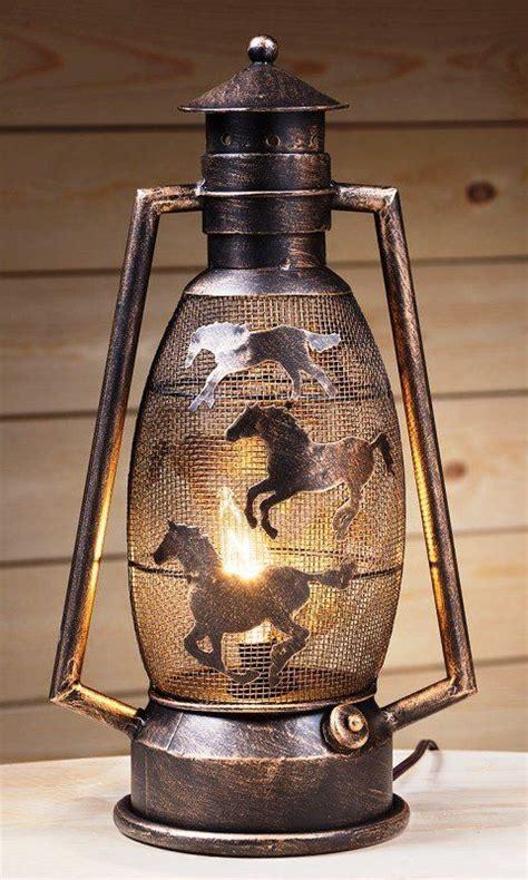 western cutout metal  lantern lamp choose