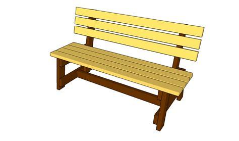 garden bench plans  myoutdoorplans