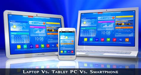 smartphone vs tablet laptop vs tablet pc vs smartphone techlila