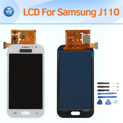 aaa lcd screen for samsung galaxy j1 ace j110 lcd display touch digitizer assembly j110m j110f