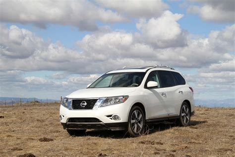 First Drive 2013 Nissan Pathfinder Thedetroitbureaucom