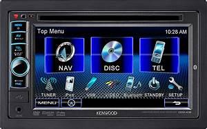 Kenwood Ddx418 Dvd Receiver At Crutchfield Com
