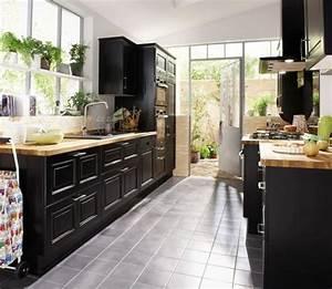 Notre selection des plus belles cuisines en bois cuisine for Produit interieur brut meubles 13 notre selection des plus belles cuisines en bois cuisine