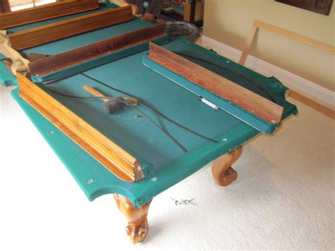 how to felt a pool table chinese pool table refelt dk billiards service and showroom