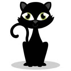 Halloween Black Cat SVG Files Free