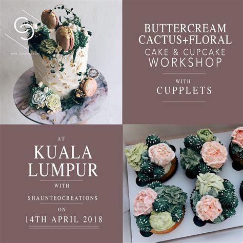 kl workshop cake decorating   april