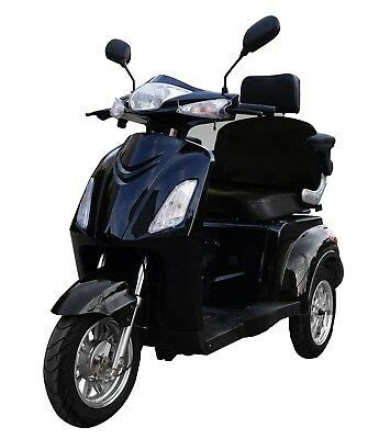 elektroroller elektroscooter elektromobil dreirad ameise