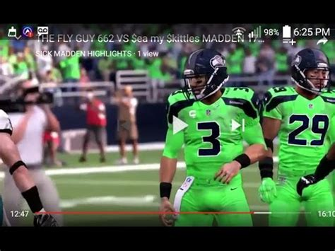 seattle seahawks tnf bright action green color rush