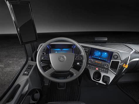 mercedes benz unveils electric truck concept