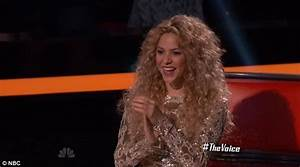 Shakira to don Indian designer's outfit on 'The Voice ...