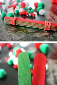 Christmas STEM Activity Simple Catapult for Kids To Make  Simple