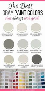 Looking, For, The, Perfect, Light, Gray, Paint, Color, Most