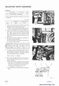 Komatsu Machine Model Hd205