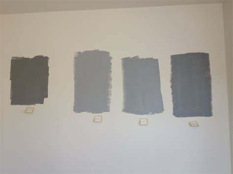 the nursery gets some paint