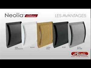 Grille De Ventilation Nicoll : grilles ventilation neolia nicoll youtube ~ Dailycaller-alerts.com Idées de Décoration