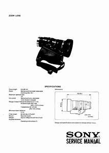 Sony Dxc-325p Volume 2