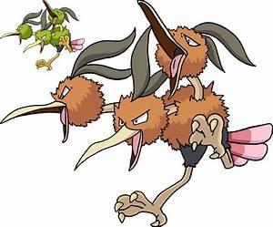 Dodrio Images | Pokemon Images