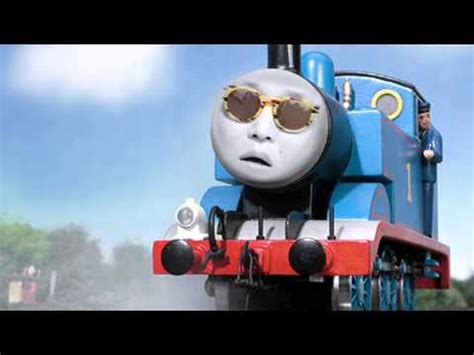 Thomas The Train Memes - gangnam style mixed with thomas the tank engine