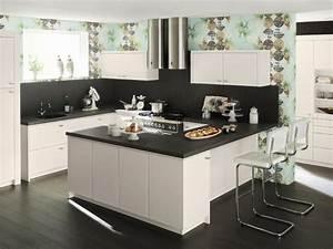 Cuisine modele 3977 xl magnolia idee de decoration for Idee deco cuisine avec modele cuisine contemporaine