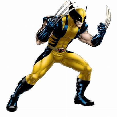 Wolverine Marvel Clipart Comics Characters Character Comic