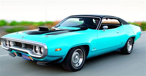 1971 '74 Plymouth Satellite Road Runner and GTX   Hemmings