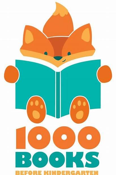 Kindergarten Books 1000 Library Before Behance Logos