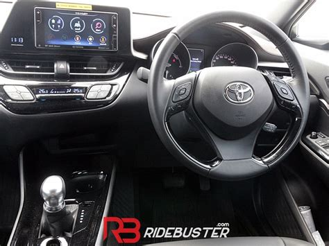 Review Toyota Chr Hybrid by Toyota Chr Hybrid Review018 Ridebuster