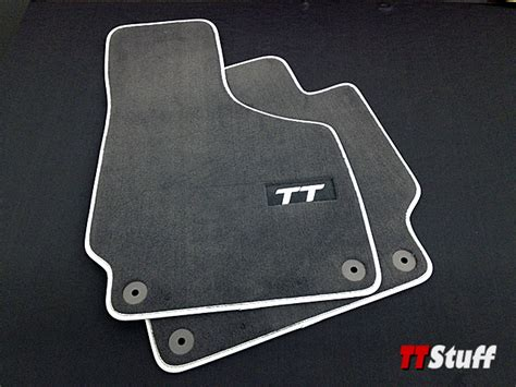 audi tt stuff oem mnoj audi carpeted floor