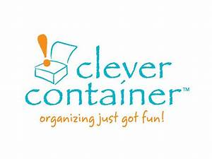 Clever Container™ Organize with Functional, Clever
